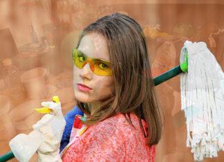 Jakie produkty wybrać do profesjonalnego sprzątania?