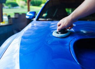 Woskowanie samochodu a jakość lakieru