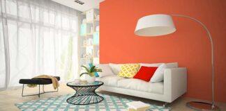 Kolory ścian, które sprawdzą się w salonie