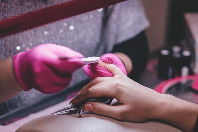 manicure łódź