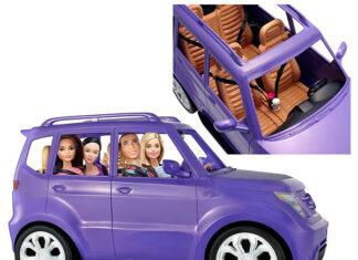 Samochód Barbie